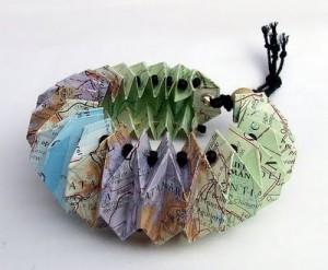 Оригами-украшения из бумаги