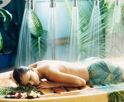 spa-процедуры дома