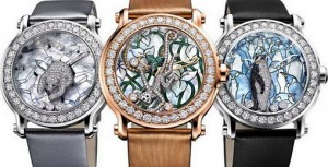 Часы из коллекции Animal World от Chopard