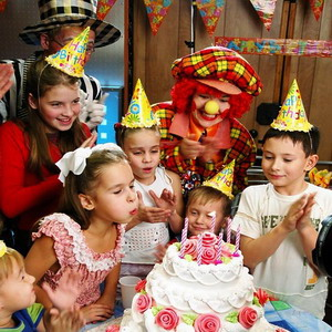 Кого пригласить на детский праздник