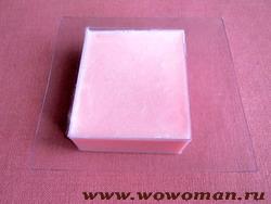 Фото 5. Розовое мыло, мастер-класс