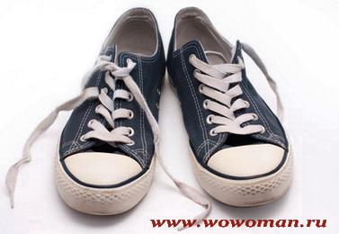 Кеды - столетняя история спортивной обуви