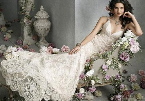 Свадебное платье 2011 кружево винтаж