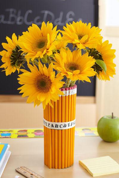 Букет к Дню учителя