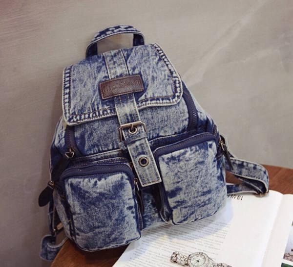 Стильный молодежный рюкзак 3