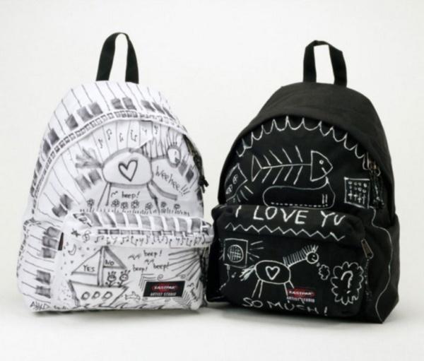 Стильные молодежные рюкзаки 2