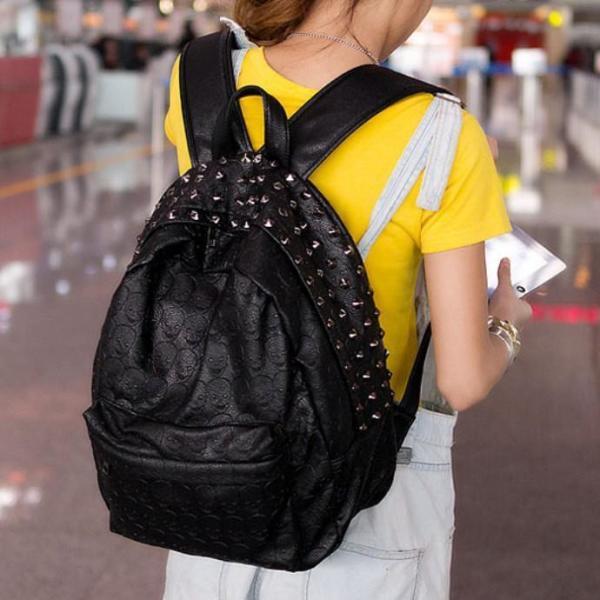 Стильный молодежный рюкзак 4
