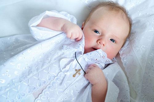 Обряд крещения – праздник в семье