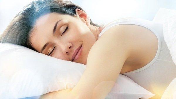 как спать и молодеть